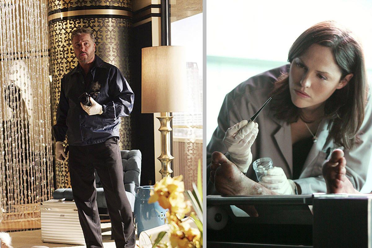 Se dice que Jorja Fox y William Petersen están en conversaciones para volver a interpretar sus ...