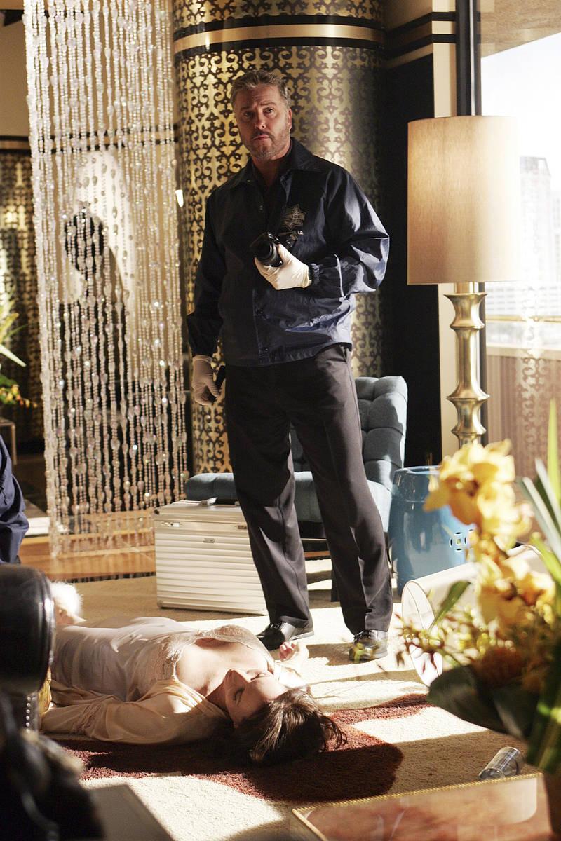 William Petersen está supuestamente en negociaciones para volver a interpretar su personaje Gi ...