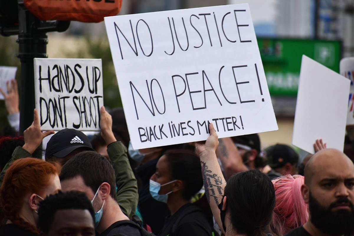 """Los muchos y contradictorios significados de """"Black Lives Matter""""   El  Tiempo Las Vegas"""