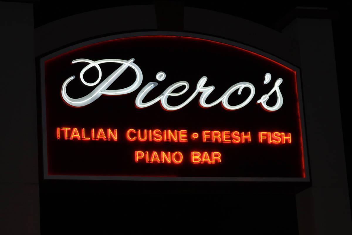 Piero's Italian Cuisine ha anunciado una fecha de reapertura, después de cerrar a raíz del br ...