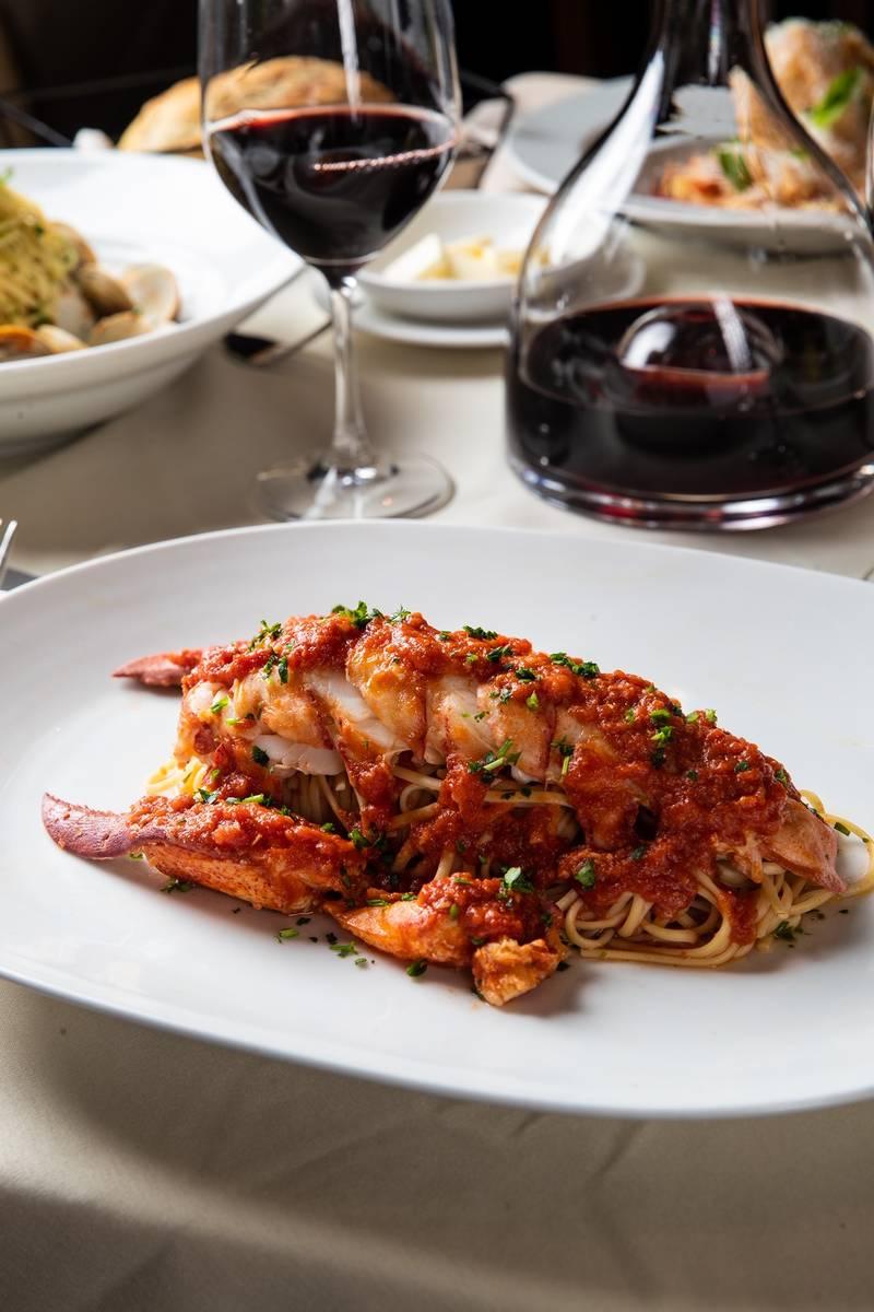 Piero's pronto volverá a cocinar sus clásicos platos italianos. (Tony Tran)