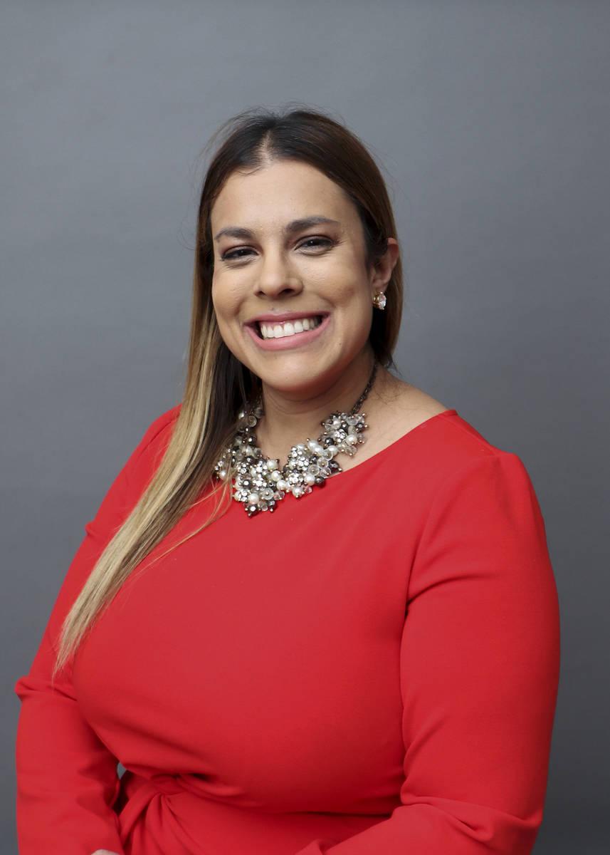 Directora ejecutiva de Silver State Voices, Emily Persaud- Zamora. [Foto Cortesía]
