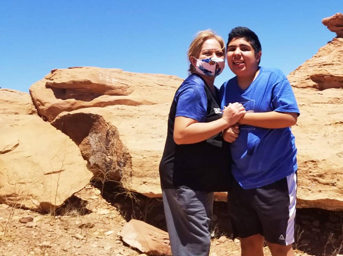 La fundadora de Azul Blue, Olivia Espinoza, compartió el reto que ha vivido con el aprendizaje ...