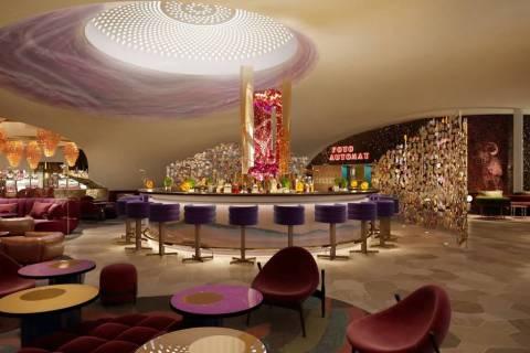 Una representación del bar en Commons Club. (Virgin Hotels Las Vegas)
