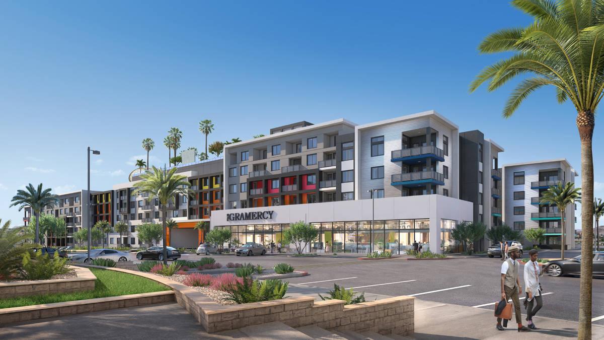 Lyon Living quiere construir un proyecto de apartamentos de seis pisos y 294 unidades, cuya rep ...