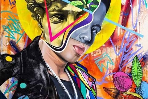 Para la portada del álbum y la estética artística, De La Ghetto colaboró con Carlos A. Rive ...