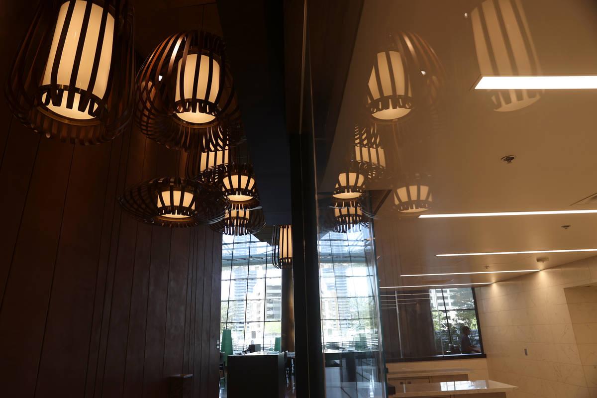 El nuevo restaurante Din Tai Fung del hotel-casino Aria de Las Vegas, martes 8 de septiembre de ...