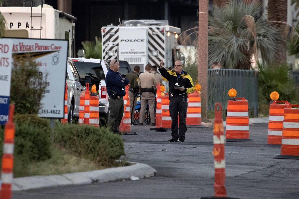 El Departamento de Policía Metropolitana está investigando después de que la policía dispar ...