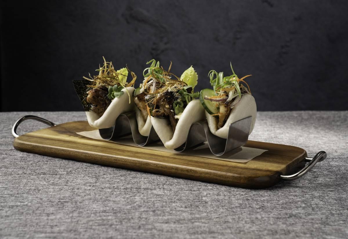 Bao estará en el menú del nuevo restaurante pan-asiático de Circa, 8 East. (Mark Medina)