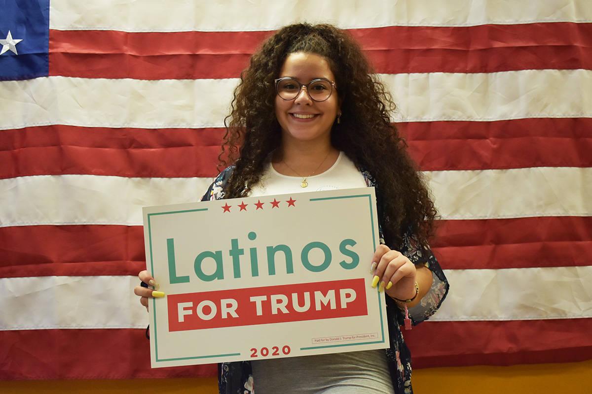 Paola Silva es una joven de ascendencia mexicana que el 3 de noviembre votará por primera vez. ...