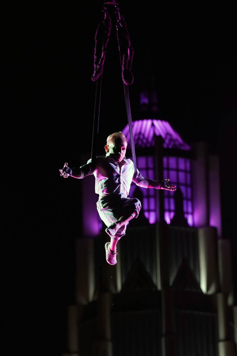 """Alan Silva en su última actuación en """"America's Got Talent"""". (@AlanJSilva)"""