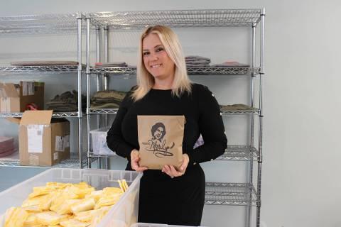 Wendy Schweigart, fundadora del Proyect Marilyn, se preguntó cómo viven su periodo menstrual ...