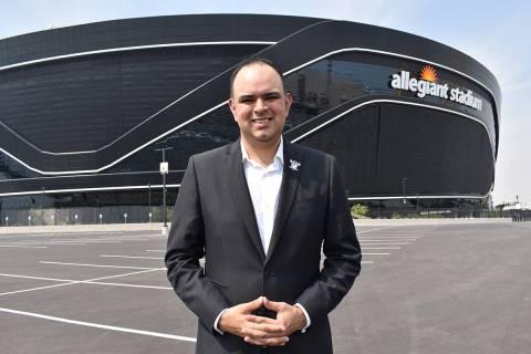 Harry Ruiz hará comentarios en las transmisiones por radio de los juegos de los Raiders. [Foto ...