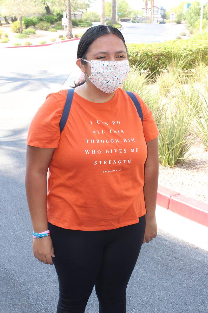Delailah Juárez, fue diagnosticada con cáncer en huesos a sus 16 años. Martes 22 de septiemb ...