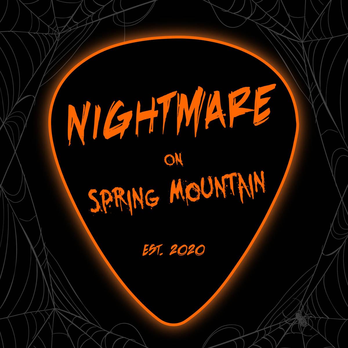 Nightmare on Spring Mountain. (Cortesía)