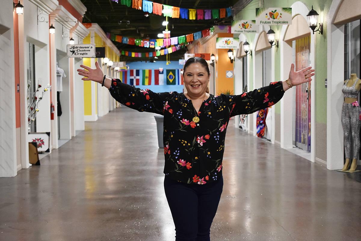 La directora de Desarrollo Latinoamericano de The Boulevard, Cristina Blasquez, ofreció a El T ...