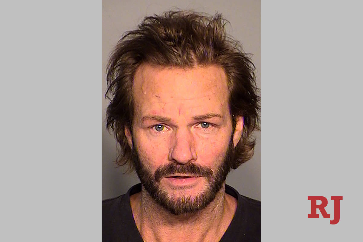 Michael Shannon Howell (LVMPD).