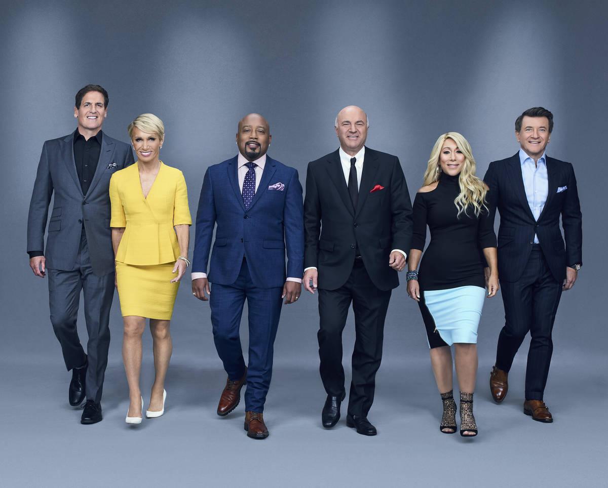 """SHARK TANK - """"Shark Tank"""" de ABC está protagonizado por Mark Cuban, Barbara Corcoran, Daymon ..."""