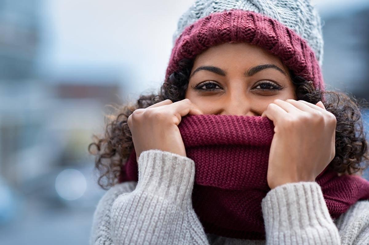 Gorros, suéteres y bufandas podrían ser requeridos de nuevo a partir del lunes, 26 de octubre ...