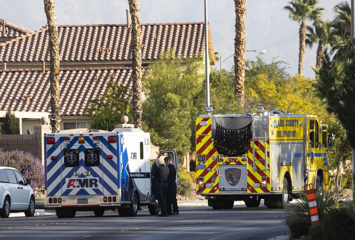 El Departamento de Policía Metropolitana está investigando un reporte de un tiroteo en la cua ...