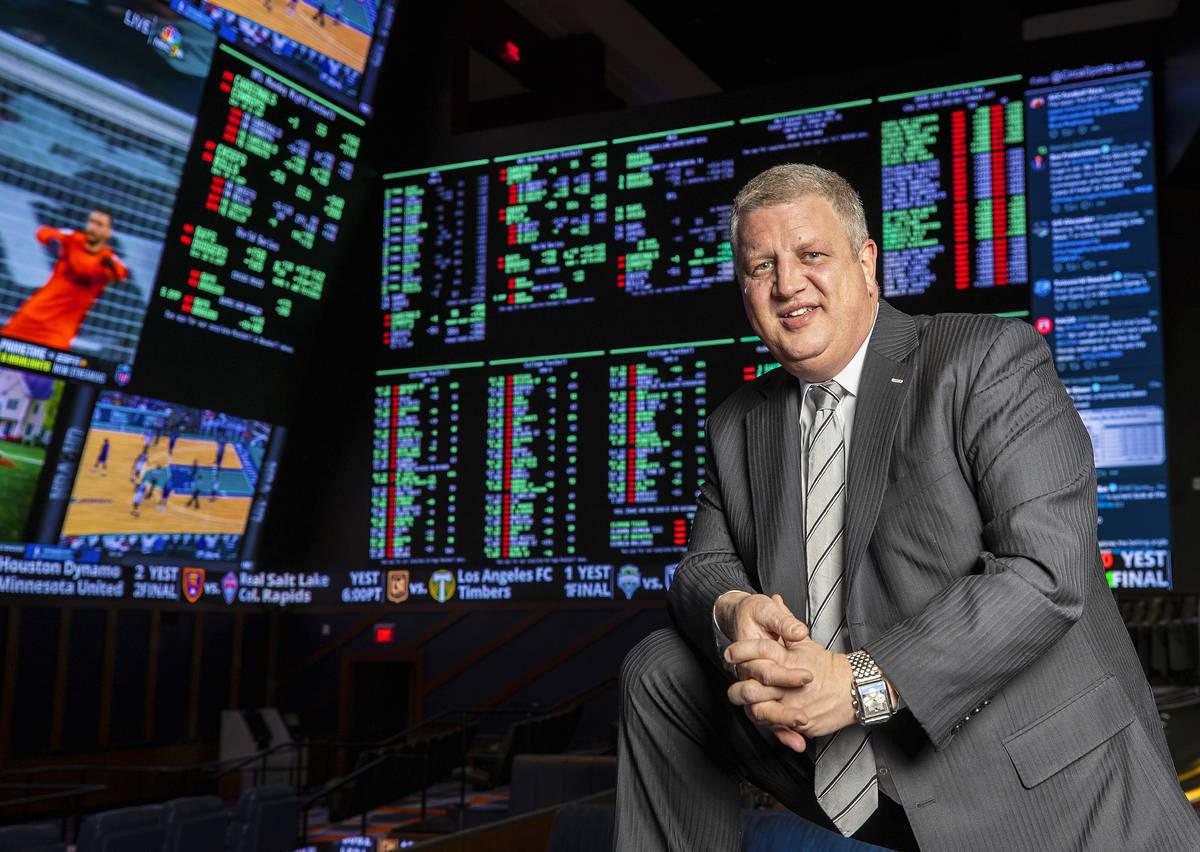 El ejecutivo de casinos, Derek Stevens, el lunes, 19 de octubre de 2020, en el Circa, en Las Ve ...