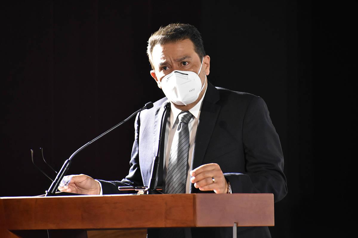 El secretario de Turismo de Morelia, Roberto Monroy, reconoció la importancia de impulsar la c ...