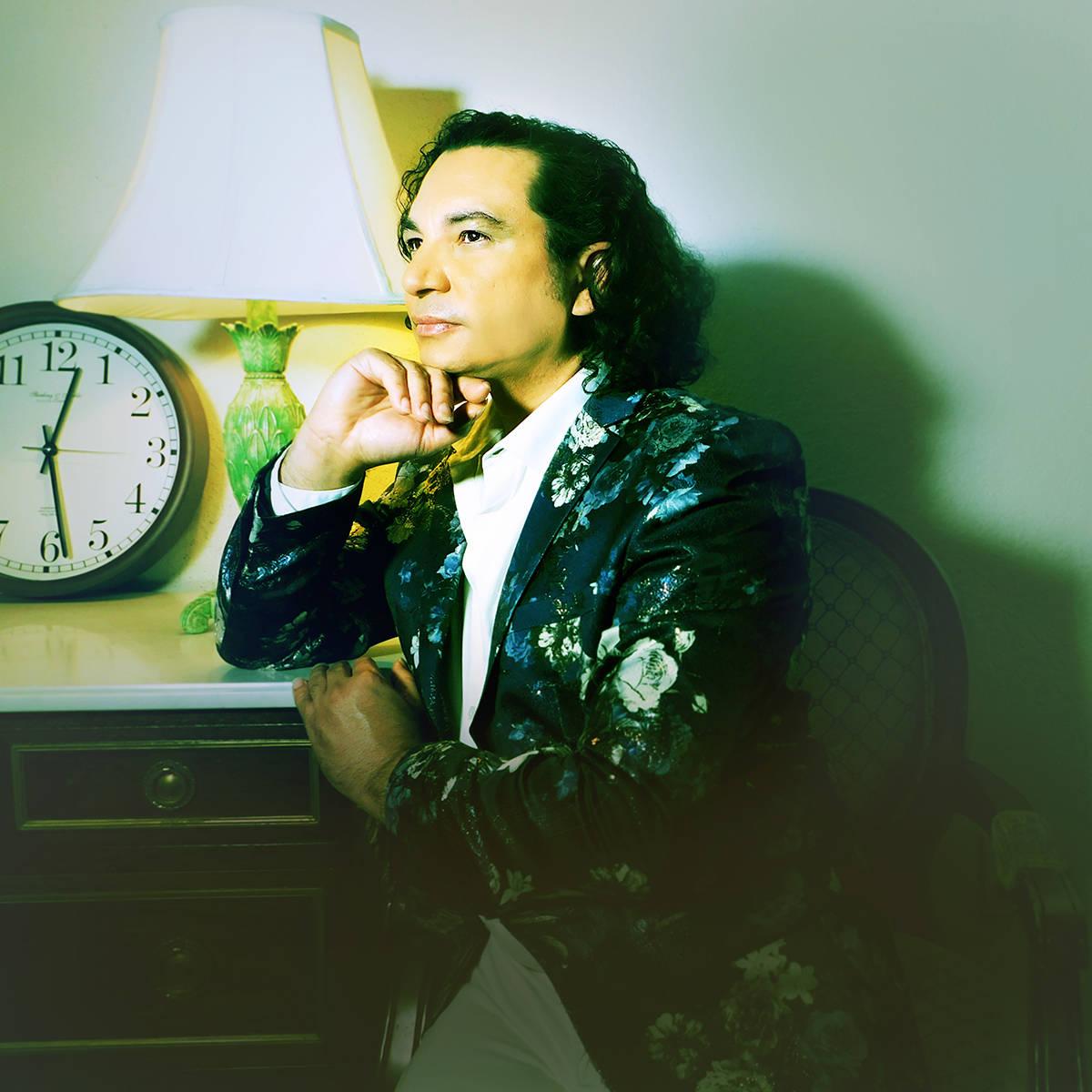"""Carlos Daniels se encuentra promocionando dos sencillos que forman parte de su álbum """"Enamor ..."""