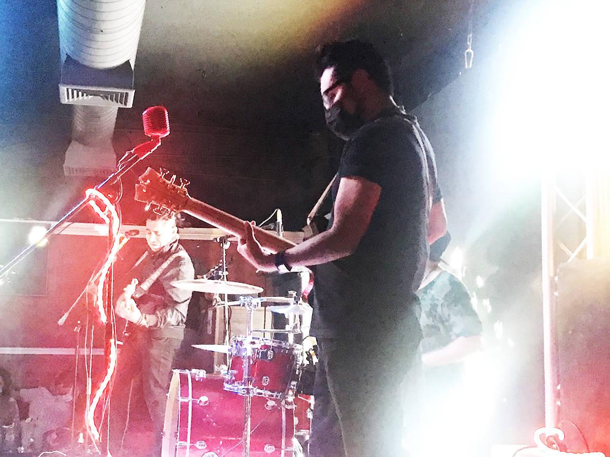 Integrantes de bandas locales se unieron para formar un nuevo proyecto de rock en español dedi ...