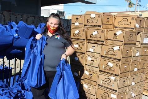 Shawna González es la fundadora de Project 4 Humanity, que solamente se enfocó a la comunidad ...