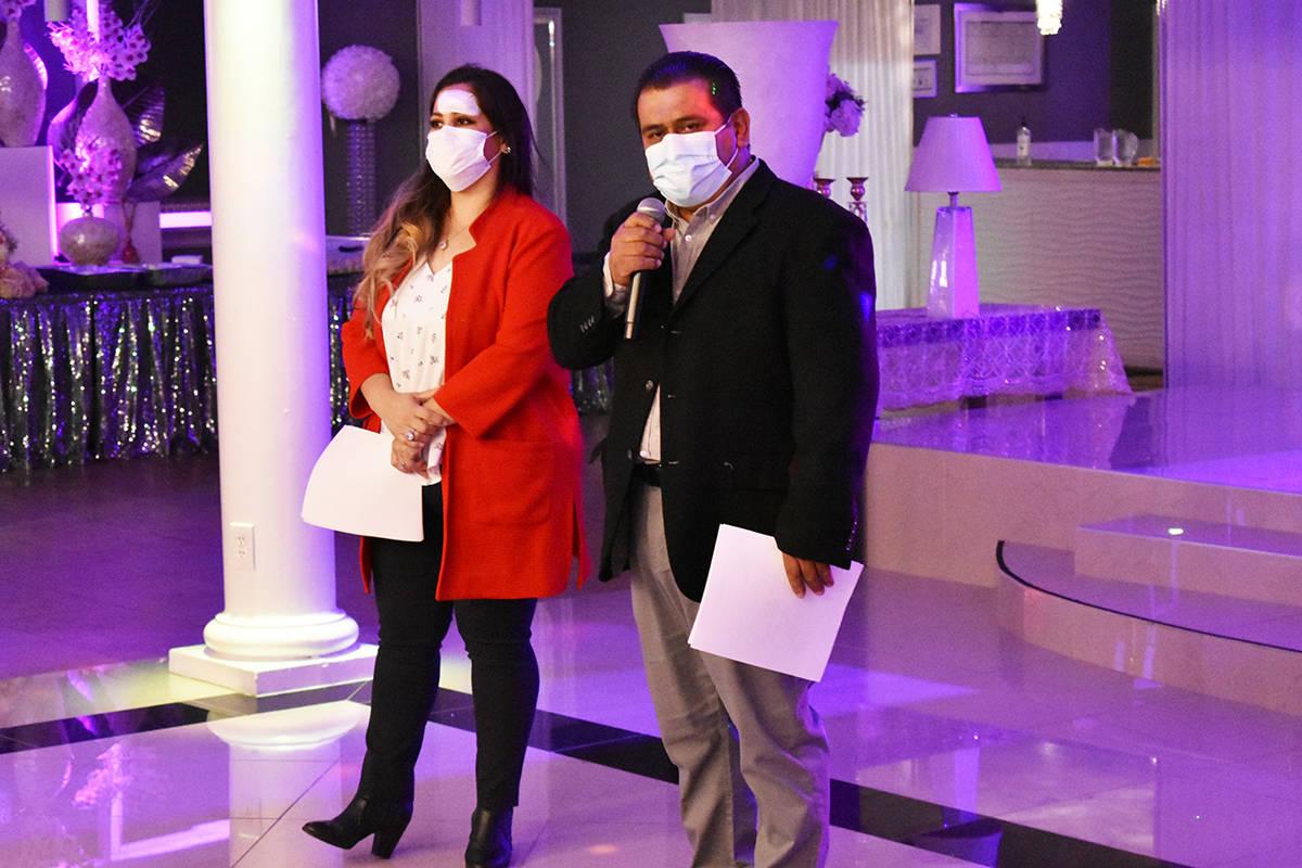 El dirigente de la Federación de Poblanos, José Rosas, reconoció el aporte a la sociedad que ...