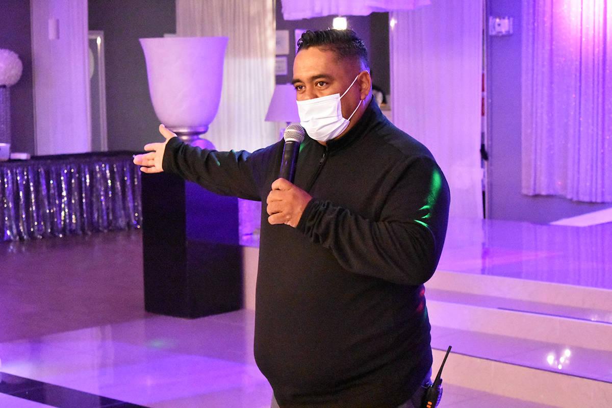 """El integrante de la Comunidad Migrante Las Vegas, Cuauhtémoc Sánchez, pidió a los """"Dreamer ..."""