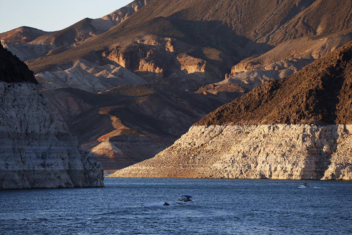Los vientos podrían llegar a 50 mph en el Lago Mead (en la fotografía) y el Lago Mohave el ju ...