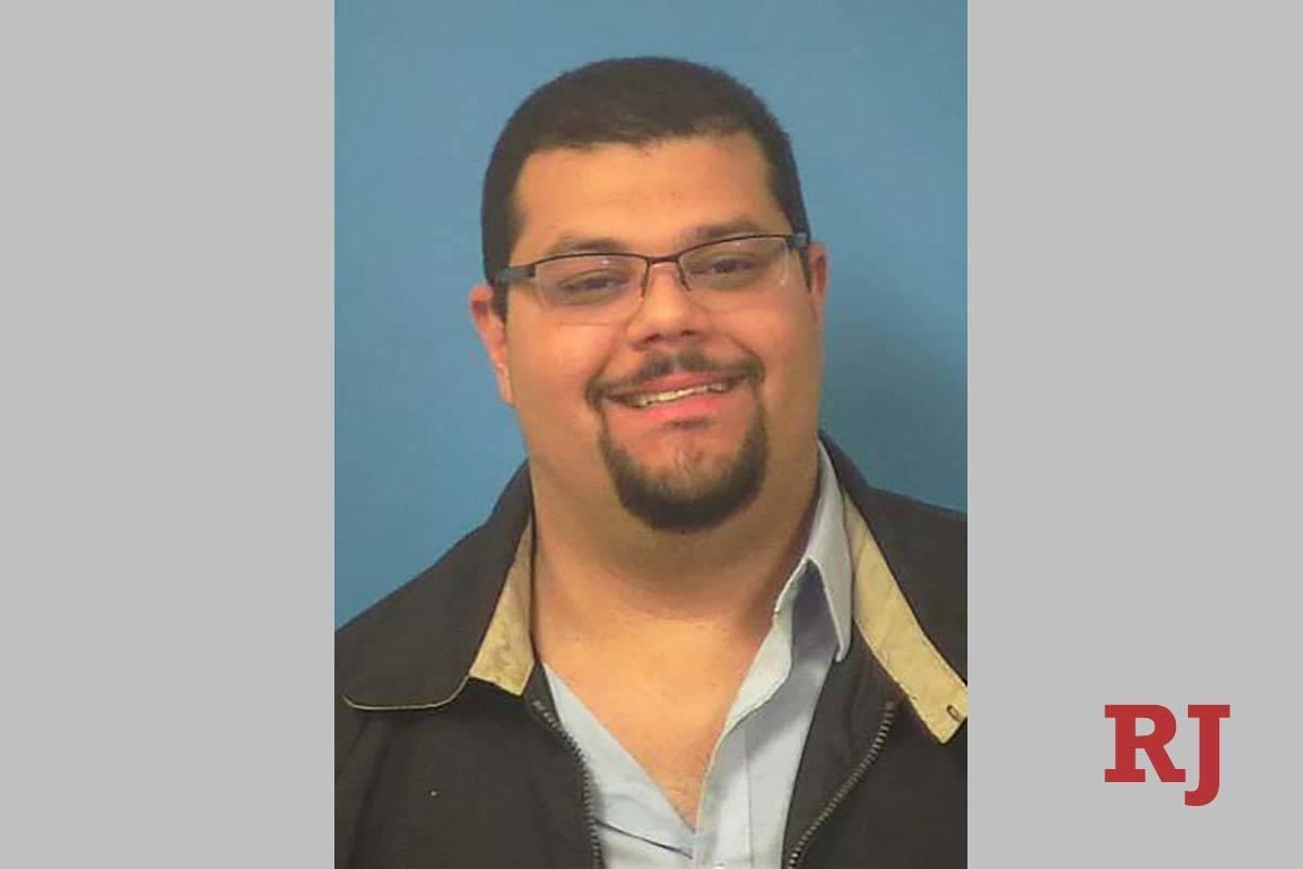 El comisionado del Condado Nye, Leo Blundo (NCSO).