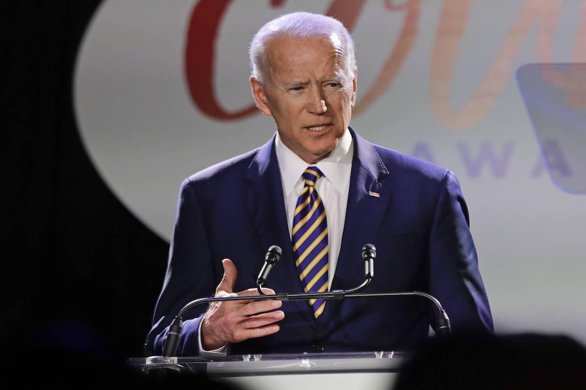 Joe Biden (AP Photo/Frank Franklin II)