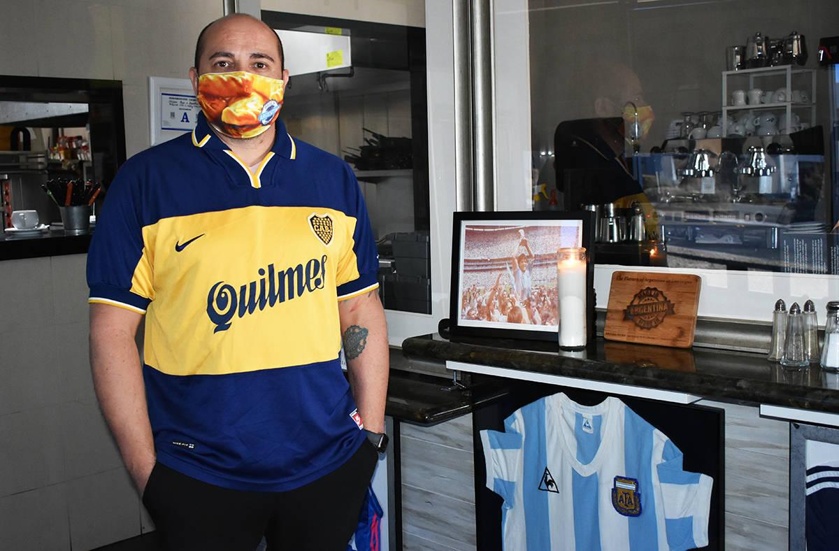 Pablo Rodríguez es un empresario argentino radicado en Las Vegas que ha sido un fiel seguidor ...