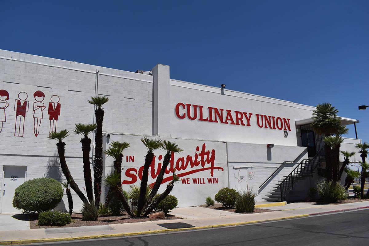 La Union Culinaria cumplió 85 años de luchar por las familias trabajadoras en Nevada, con el ...