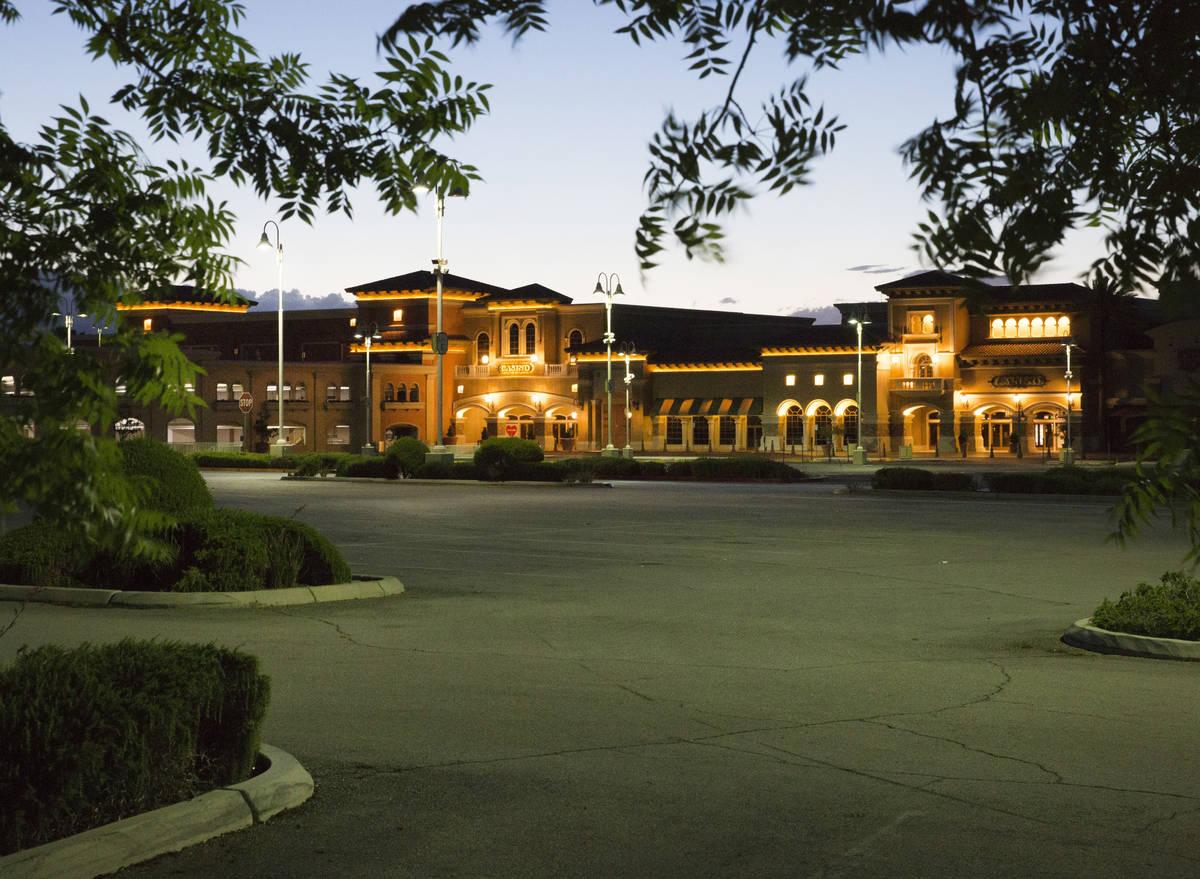 Green Valley Ranch hotel-casino fotografiado el lunes, 18 de mayo de 2020, en Las Vegas. (Bizua ...
