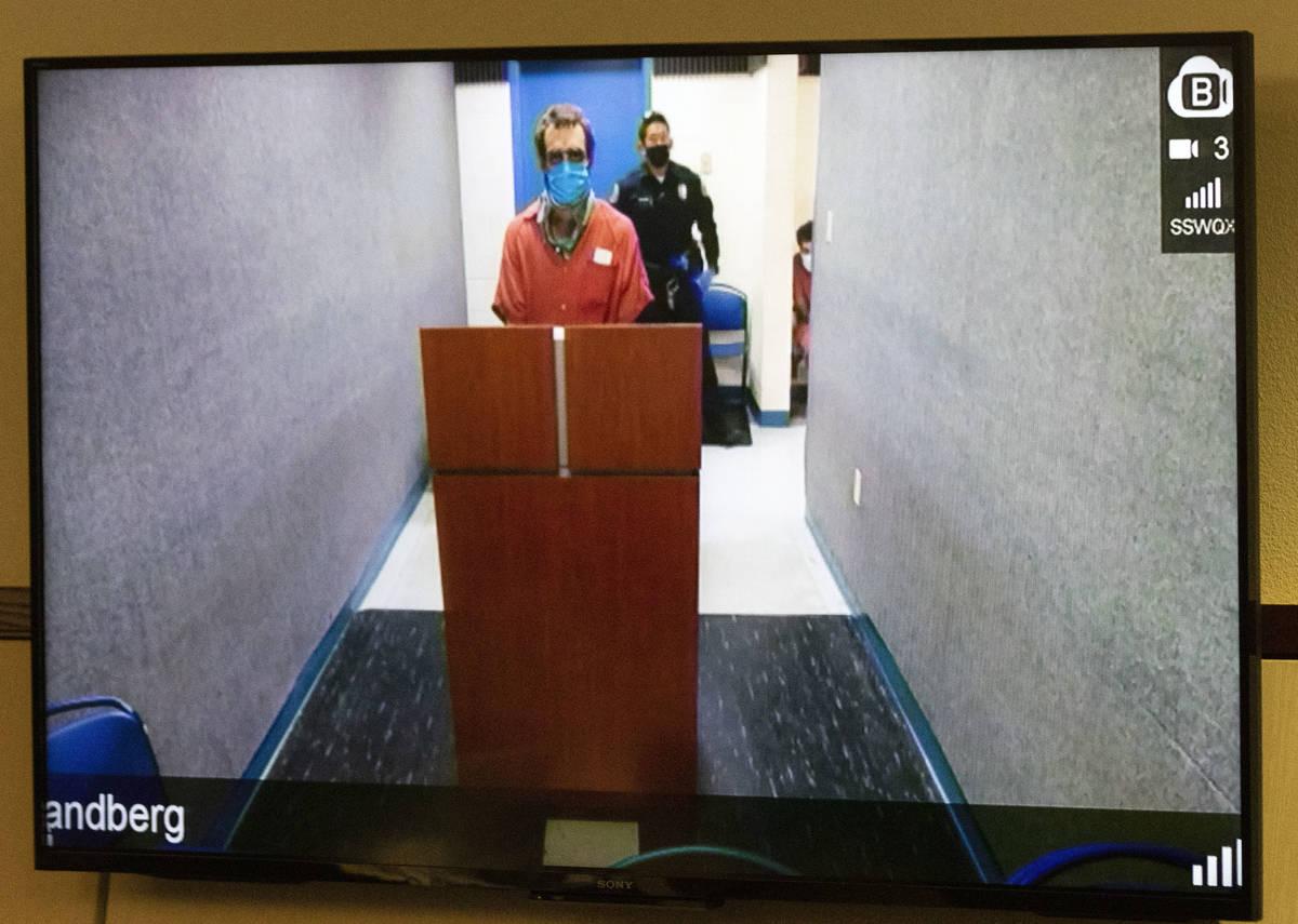 Christopher McDonnell, de 28 años, acusado de varios tiroteos en Thanksgiving, aparece por vid ...