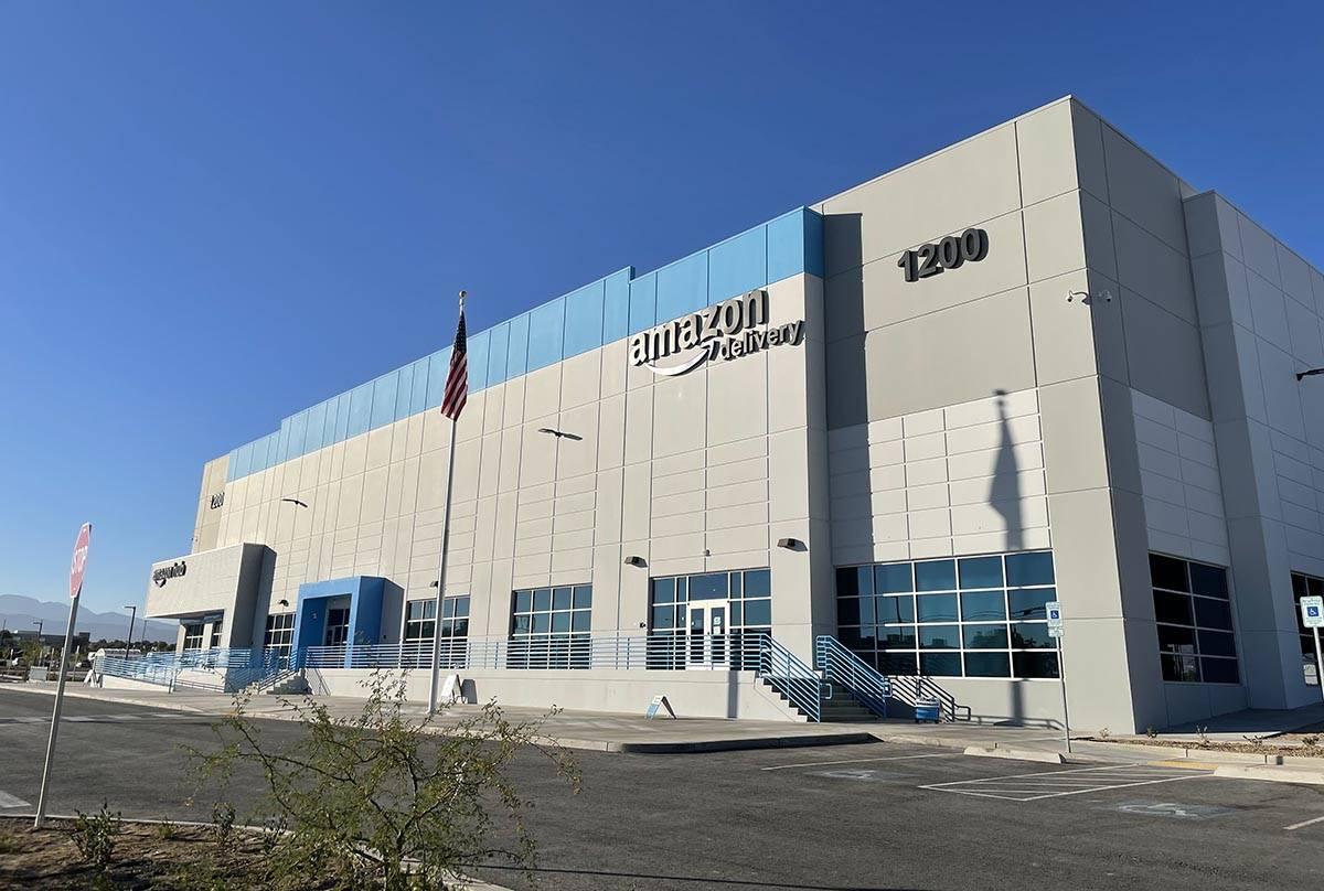 Centro de cumplimiento de Amazon en North Las Vegas (Amazon).