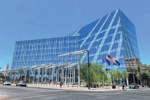Las Vegas City Hall (Las Vegas Review-Journal/Archivo)