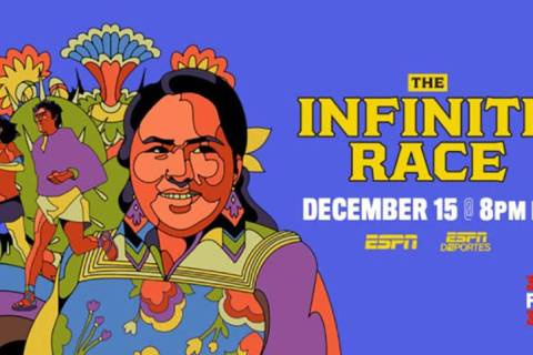 """El documental """"The Infinite Race"""" que se estrena el 15 de diciembre, sigue a la comunidad i ..."""