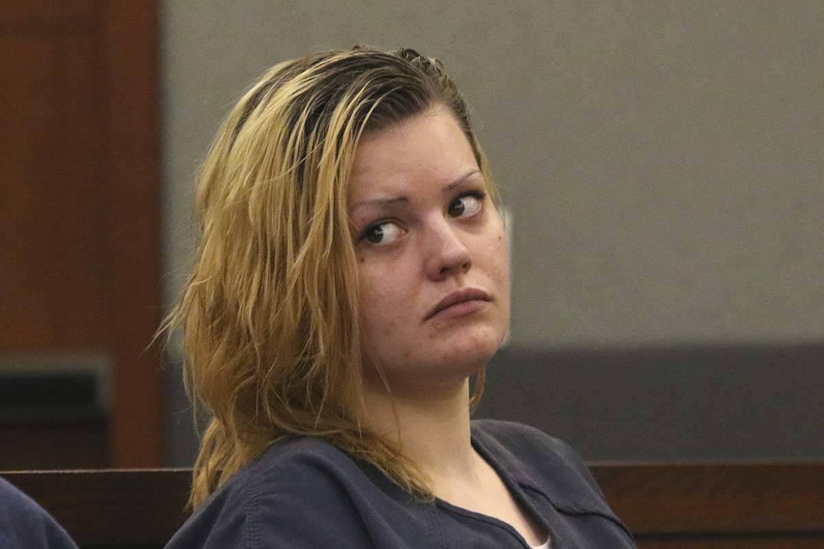 """Krystal Whipple, que está acusada de la muerte de la gerente de un salón de uñas, Nhu """"Annie ..."""