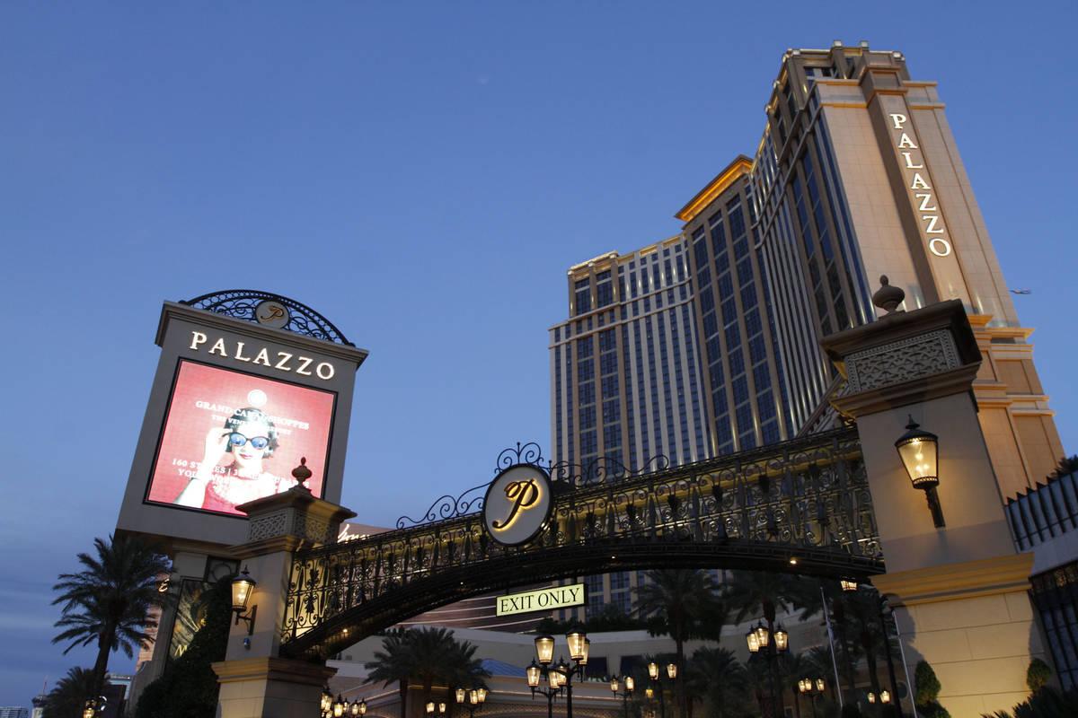 Las Vegas Palazzo