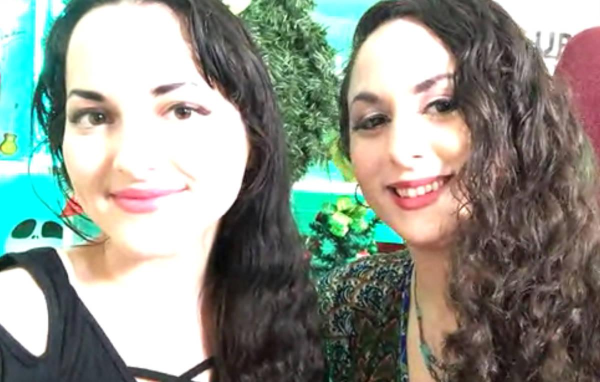 """Las hermanas Captain Jen E y Jessica Lisette presentan primer tema conjunto """"Kuhkon"""" se reu ..."""