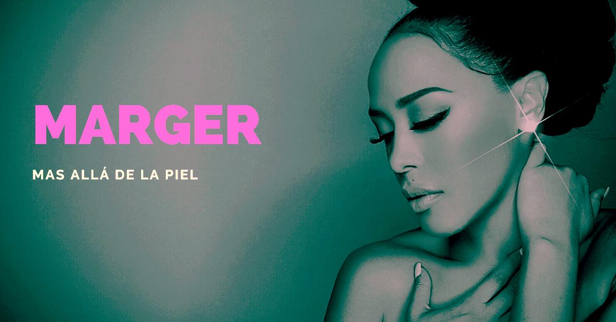 Marger es una cantante, compositora y actriz que posee una larga trayectoria en hacer música p ...