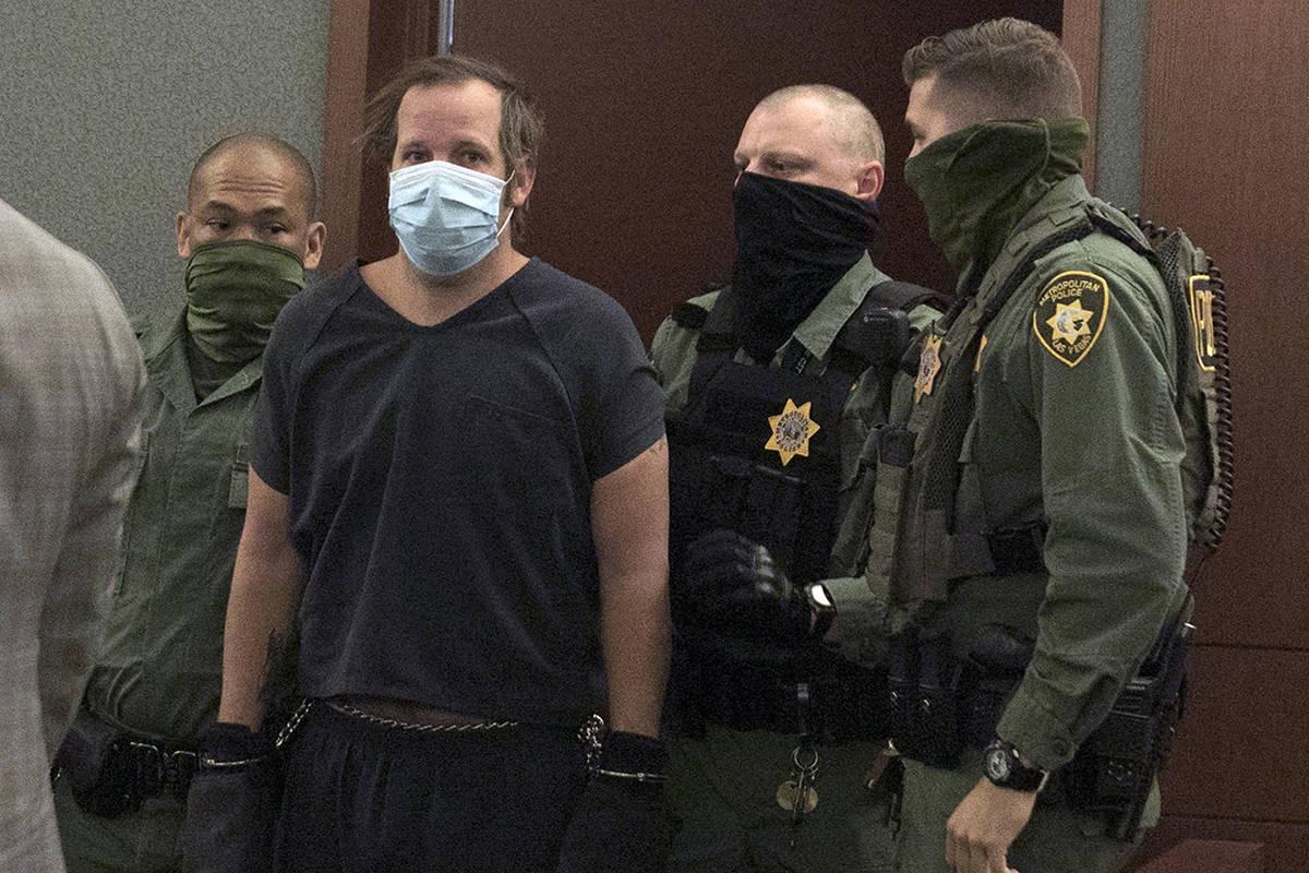 """Stephen Parshall, uno de los tres presuntos extremistas del movimiento """"Boogaloo"""", acusado de ..."""