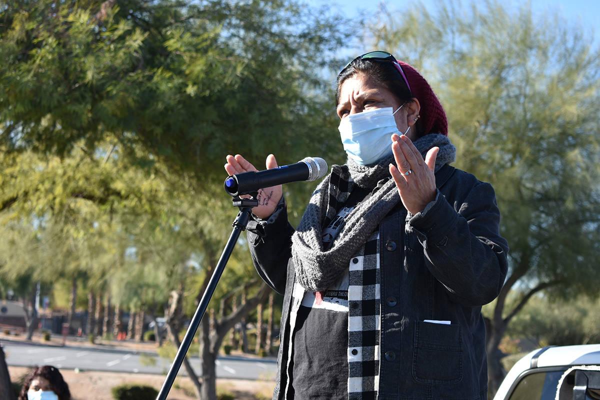 María Ramona Hernández compartió que el miedo que sintió cuando fue desalojada de su vivien ...