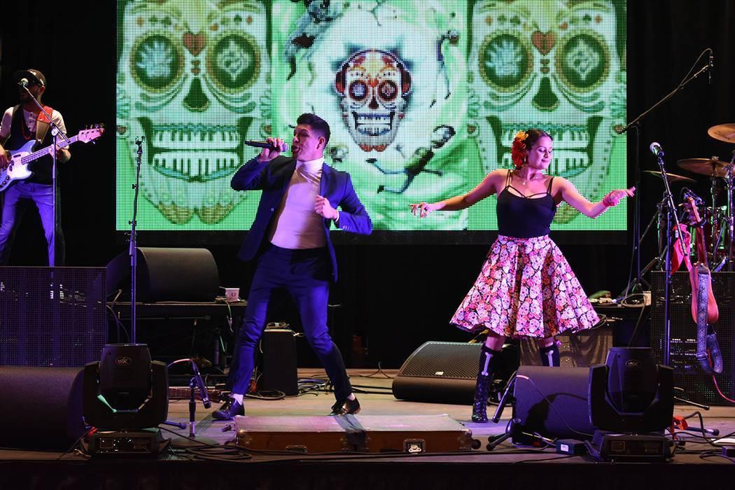 En esta foto de archivo, Las Cafeteras derrocharon talento y energía sobre el escenario del Fa ...
