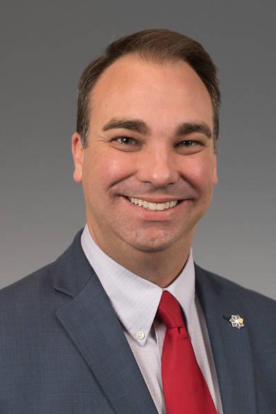 James McCoy es vicepresidente interino de asuntos académicos en College of Southern Nevada. (J ...