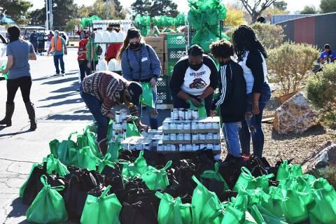 Organizaciones e instituciones locales se unieron para crear una feria de recursos comunitarios ...